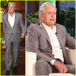 Michael Douglas On Catherine Zeta-Jones Reconciliation: 'We're Back Stronger Than Ever'