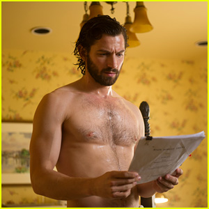 Michiel Huisman Goes Shirtless in New 'Age of Adaline' Image (Exclusive)