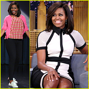 Michelle Obama Gets Groovy in Evolution of Mom Dancing Part 2 - Watch Now!