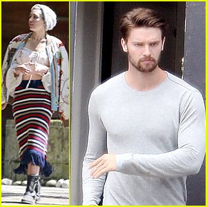 Miley Cyrus & Patrick Schwarzenegger Spend Time Apart in Different Parts of California