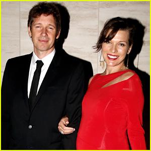 Milla Jovovich & Paul W.S. Anderson Welcome Daughter Dashiel