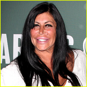 Mob Wives' Big Ang Hospitalized for Giant Throat Tumor