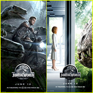 The New 'Jurassic World' Trailer Looks Awesome - Watch Now!