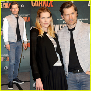 Nikolaj Coster-Waldau Promotes 'Second Chance' in Berlin After 'Game Of Thrones Season Premiere!