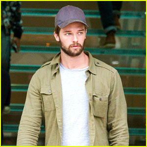 Patrick Schwarzenegger Steps Out After Split From Miley Cyrus