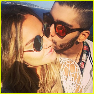 Zayn Malik & Perrie Edwards Look Too Cute Together in New Pic