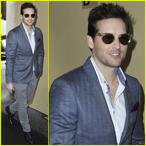 Peter Facinelli Reveals How He Proposed to Jaimie Alexander on 'The Today Show' - Watch Here!