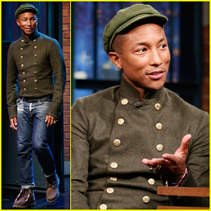 Pharrell Williams Reveals He Once Hung Up On Michael Jackson - Watch Here!