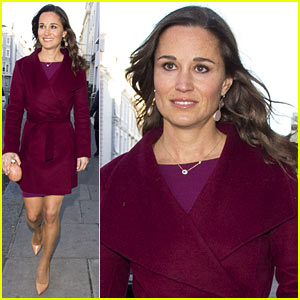 Pippa Middleton Gets Some Delayed Praise for Her Recipes