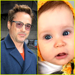 Robert Downey Jr And Daughter