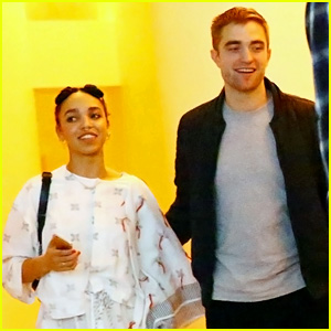 Are Robert Pattinson & FKA twigs Engaged?! Rapper T-Pain Says They Are!