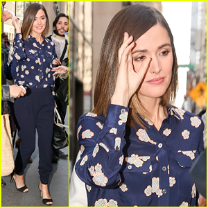 Rose Byrne Says She Is 'Very Proud' of 'Adult Beginners'!