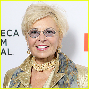 Roseanne Barr Opens Up About Going Blind & Smoking Weed