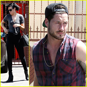 Rumer Willis & Val Chmerkovskiy Will Dance To 'Bootylicious' on 'DWTS' Next Week