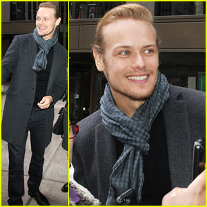 Sam Heughan Muses Over a 'Game of Thrones'/'Outlander' Crossover!