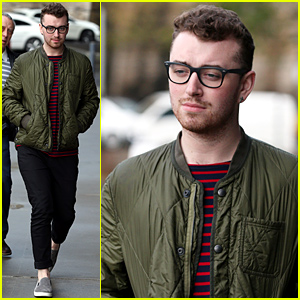 Sam Smith Throws His Support Behind Musician Kevin Garrett!