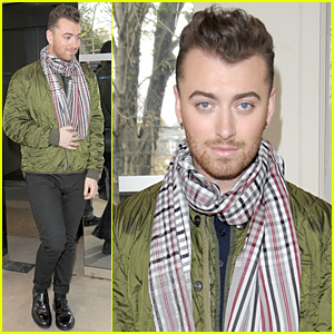 Sam Smith Says He Is Not Gay on April Fools' Day