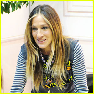 Sarah Jessica Parker's Pilot 'Divorce' Picked Up By HBO