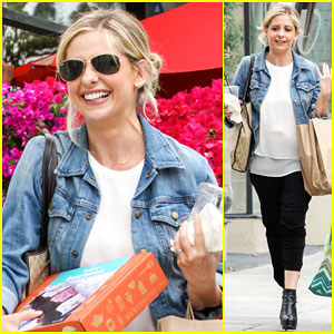 Sarah Michelle Gellar Switches Twitter Handles