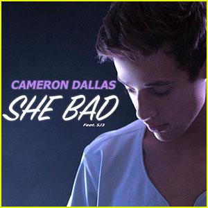 Vine Star Cameron Dallas Releases Single 'She Bad' - Listen Here!