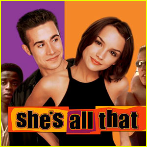'She's All That' Remake Happening with a Diverse Cast!