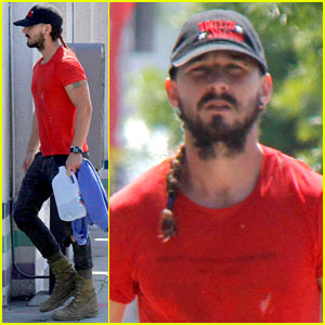 Shia LaBeouf Explains Why It's Insane Being an Actor