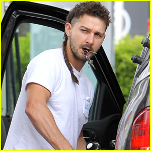 Shia LaBeouf Starts Tweeting Again After One Month Break