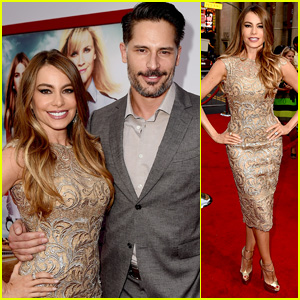 Sofia Vergara & Joe Manganiello Look So in Love at 'Hot Pursuit' Premiere in Hollywood!