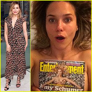 Sophia Bush Goes Topless in New Instagram Photo!
