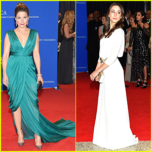 Sophia Bush Hits White House Correspondents' Dinner 2015 After Ex Dan Fredinburg's Death
