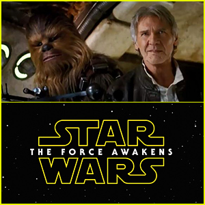 'Star Wars: The Force Awakens' New Trailer Debuts - Watch Now!