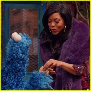 Taraji P. Henson's Cookie Stops by 'Sesame Street' on 'Saturday Night Live' - Watch All the Skits!