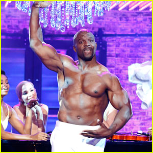 Terry Crews' Shirtless Lip Sync to 'A Thousand Miles' is Perfect
