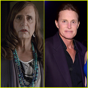 Transparent's Jeffrey Tambor Comments on Bruce Jenner & His Reported Transition