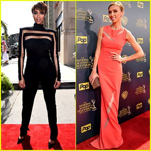 Tyra Banks & Giuliana Rancic Are Ready for the Daytime Emmys 2015!