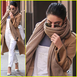 Vanessa Hudgens: 'There Is No Second Take' On Broadway