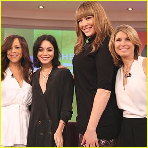 Vanessa Hudgens Chats Up 'Gigi' On 'The View'