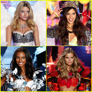Victoria's Secret Names Ten New Angels!