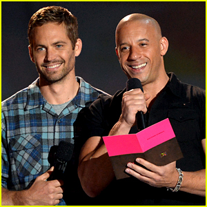 Vin Diesel Pays Tribute to Paul Walker, Sings 'See You Again' - Watch Now