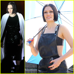 Watch Jessie J Rap Nicki Minaj's Part in 'Bang Bang'