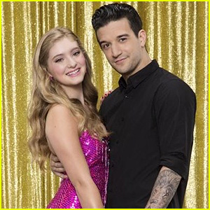 Willow Shields & Mark Ballas Do 'Hunger Games' Inspired Dance on 'DWTS' - Watch Now!