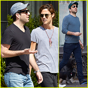 Zachary Quinto & Boyfriend Miles McMillan Buy Manhattan Loft For $3.1 Million
