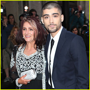 Zayn Malik Makes First Solo Appearance at Asian Awards With Shaved Head