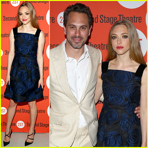 Amanda Seyfried & Thomas Sadoski Attend Opening Night of Off-Broadway's 'The Way We Get By'