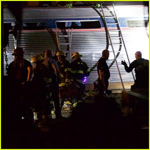Celebrities React to Fatal Train Derailment in Philadelphia