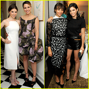 Anna Kendrick & Sophia Bush Celebrate Glamour's Success Issue at Chateau Marmont