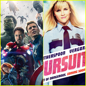 'Avengers' Easily Beats Out 'Hot Pursuit' at Weekend Box Office