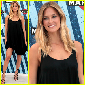 Bar Refaeli Gets Leggy in Barcelona Ahead of 30th Birthday