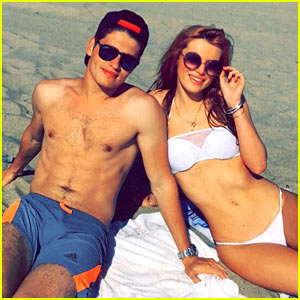 Bella Thorne & Gregg Sulkin's Beach Bodies Are Sizzling Hot!