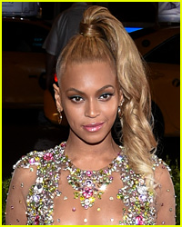 Beyonce's High Ponytail at Met Gala Was Last-Minute Decision